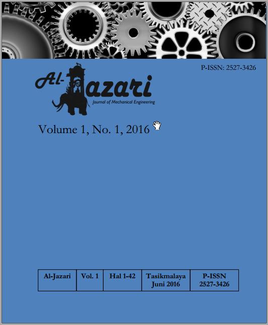 Cover Al-Jazari