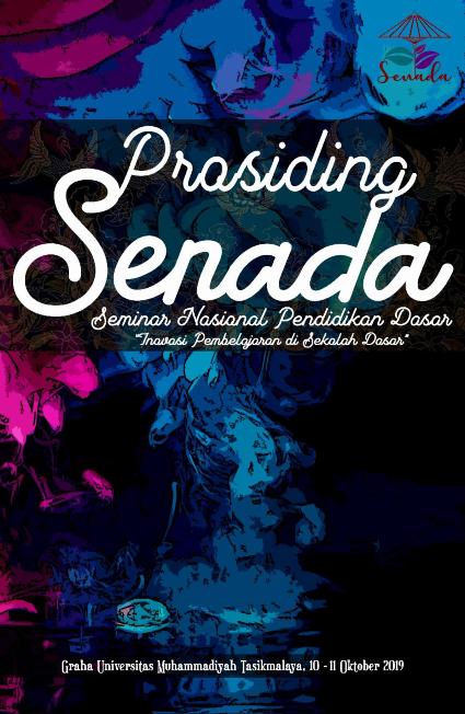 View Prosiding SENADA (Seminar Nasional Pendidikan Dasar): Inovasi dalam Pembelajaran di Sekolah Dasar