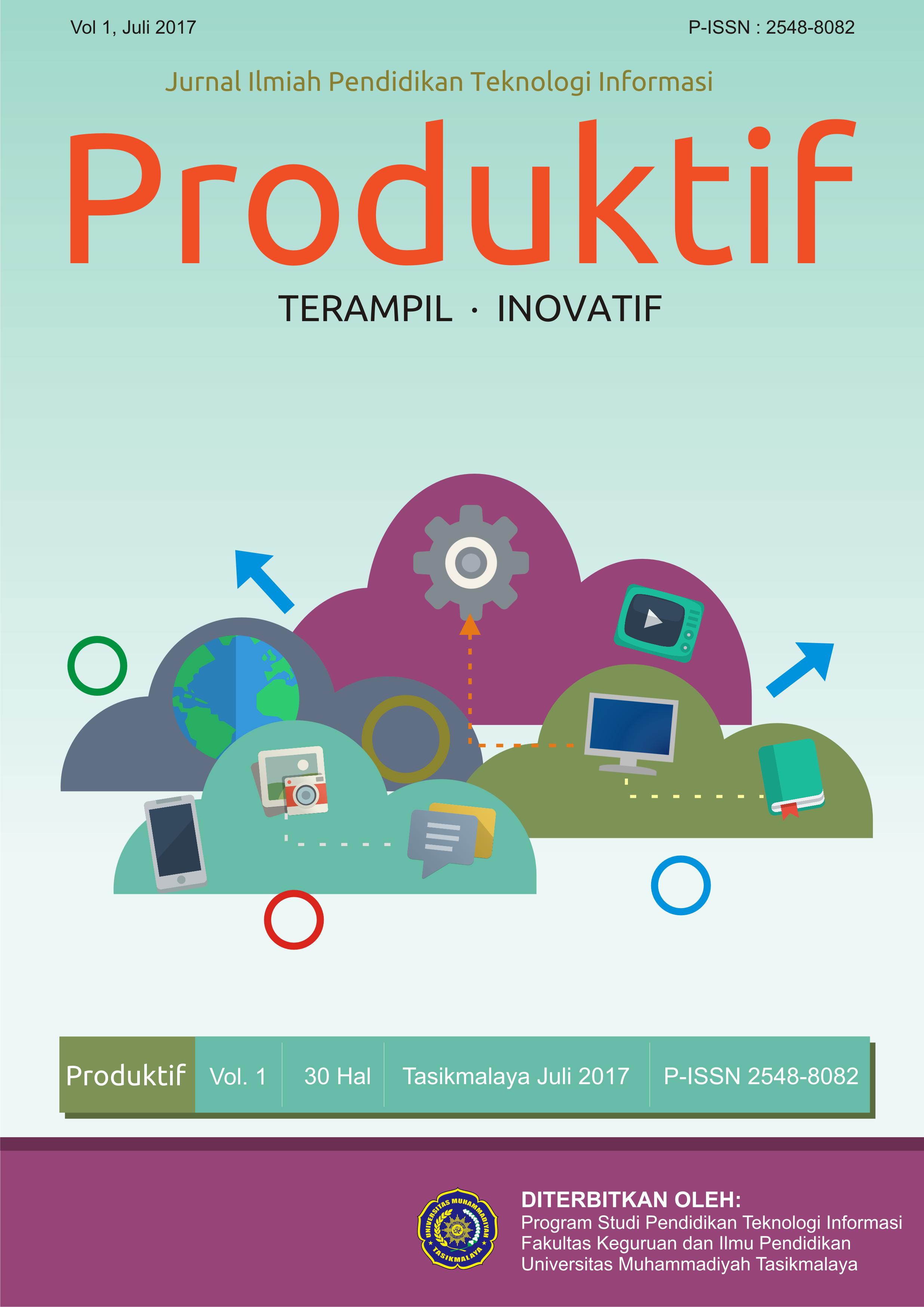 Cover Depan Produktif