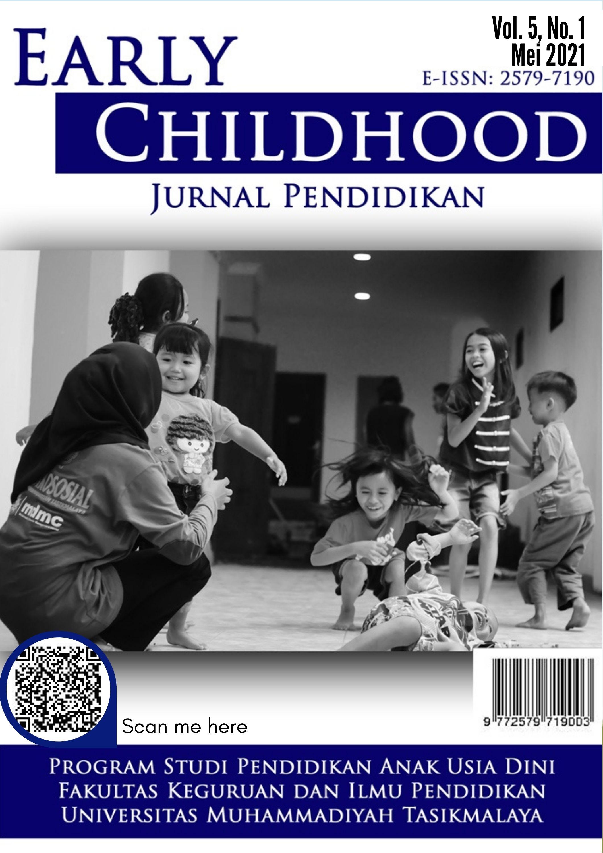 View Vol. 5 No. 1 (2021): Early Childhood: Jurnal Pendidikan